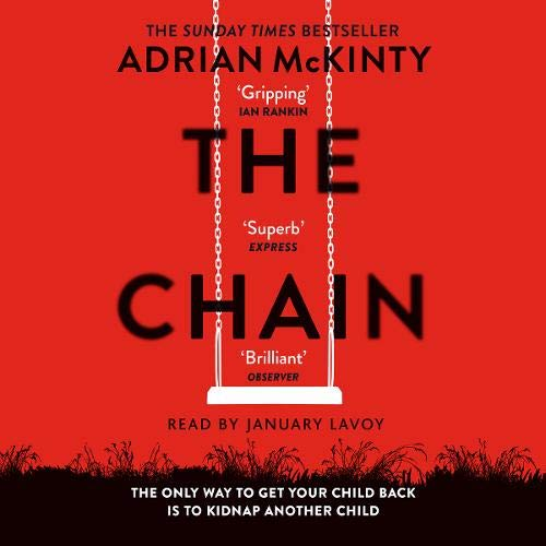 Couverture de The Chain