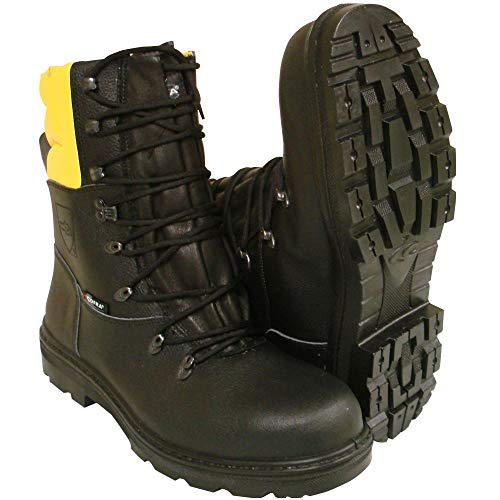 The best safety footwear for lumberjacks - Safety Shoes Today