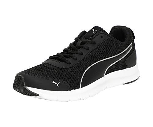 Puma mens Rapid Runner IDP Men's Shoes Puma Black-Puma Silver Sneaker-9UK (37116603)