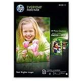 Hp Everyday Photo Paper Q2510A - Papel de fotografía brillante, A4 (210 X 297 mm),...