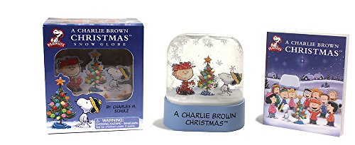 A Charlie Brown Christmas Snow Globe (RP Minis)