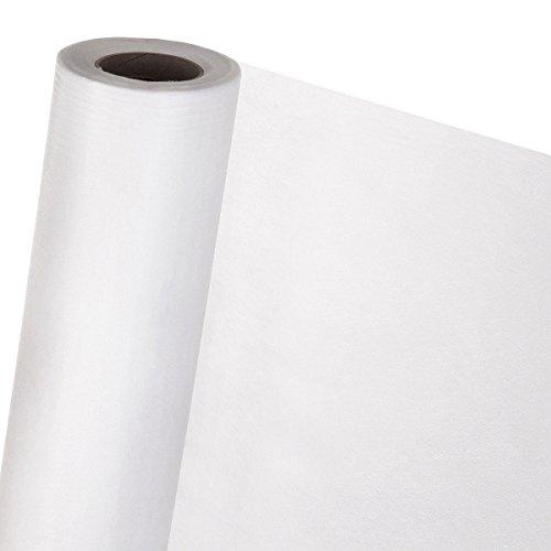 Voile dhivernage non-tissé 60g/m² 1,6m x 50m Protection anti-gel non-tissé résistant aux UV pour protection des plantes