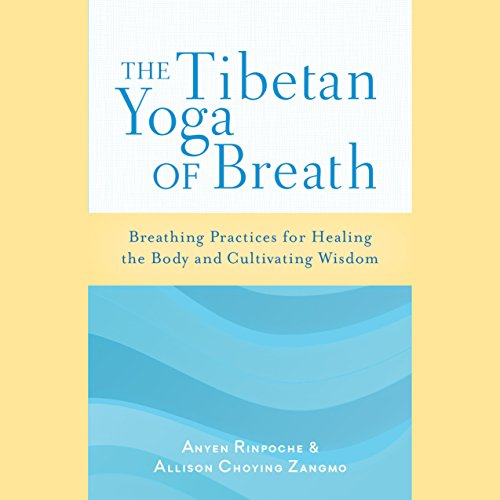 The Tibetan Yoga of Breath cover art