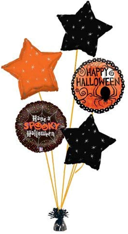 IdealWigsNet Halloween Goth Scroll-Ballon-Blaumenstrau