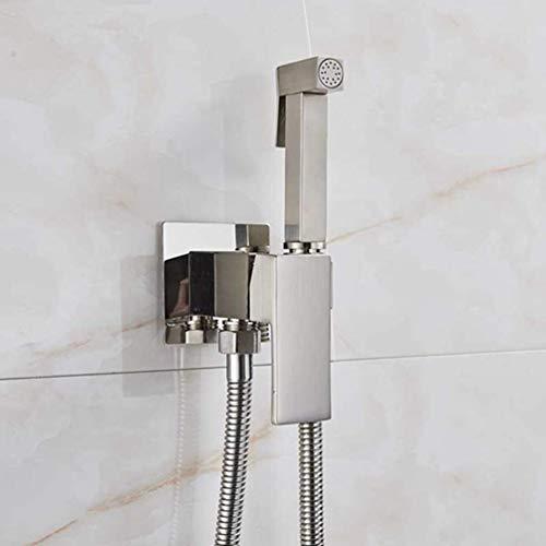 Fantastic Prices! Lefran Bidet Faucets Black/Chrome/Brushed Bathroom Shower Tap Bidet Toilet Sprayer...