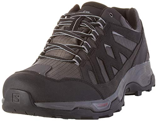 Salomon Effect GTX, Zapatillas de Trail Running Hombre, Negro (Black), 43 1/3...