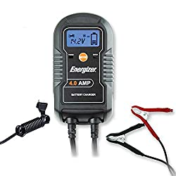 professional Energizer ENC4AENC4A4 Amp Charger / Battery Maintenance Tool