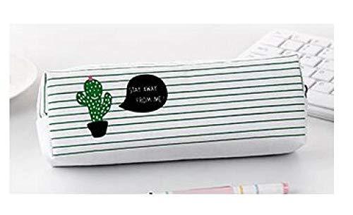 Große kapazität student federmäppchen trapez leinwand schreibtisch aufbewahrungstasche geldbörse stift aufbewahrungsbox stil 1