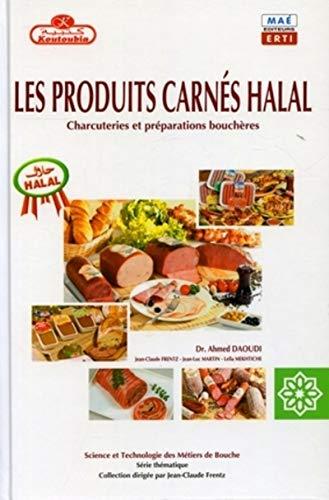Les produits carnes halal - charcuteries et preparations boucheres: Charcuteries et préparations bouchères