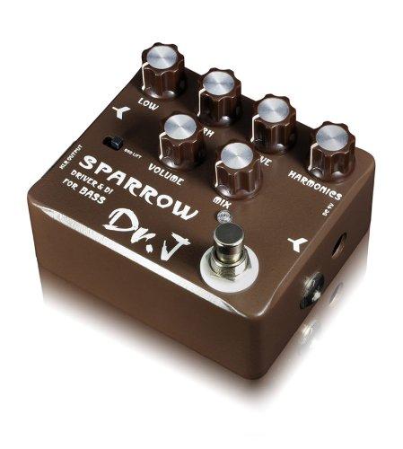 Driver & Di for Bass–Pedal de efecto baja–de alta definición