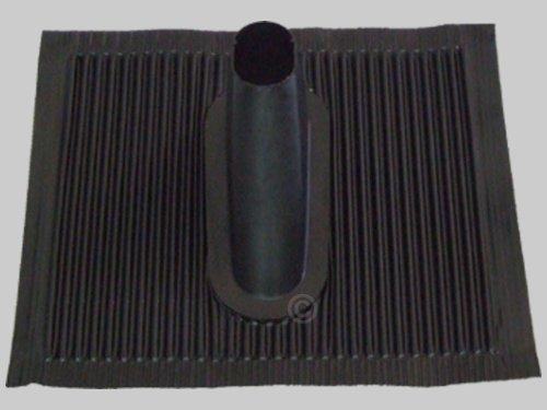 TomTrend Aluminium Dachpfanne - schwarz