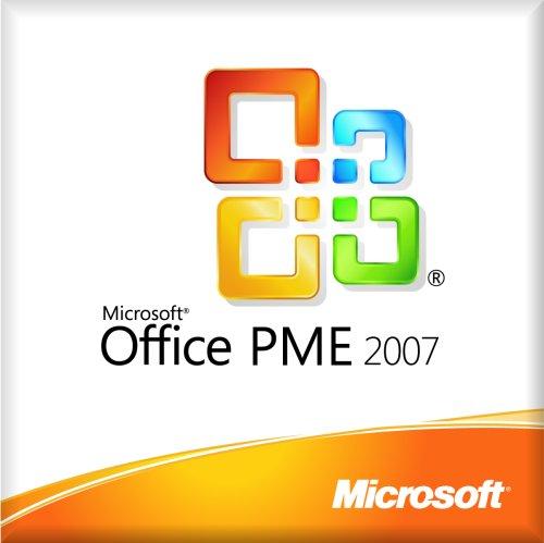 Microsoft Office PME 2007 OEM - pack de 1, 1 poste (licence uniquement, pas de CD-Rom)