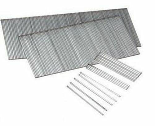 REPLOOD Clavos para clavos, clavadora eléctrica de aire comprimido, 5000 unidades, 50...