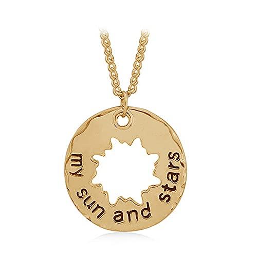 Pidak Shop Halskette mit Liebe des Capo Nomade für seine Freundin