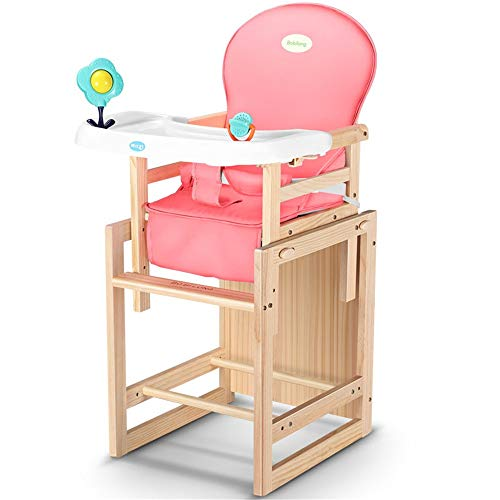 Review Of Baby Dining Chair Kids Dinner Chair with Tray Feeding Plate Baby Booster Seat High Chair P...