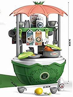Pretend Surprise 4 in 1 Cooking Food - 47 Pieces