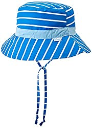 12dac7f77ae Baby Boys Reversible Bucket Sun Protection Hat. If your little one gets  bored of the same old
