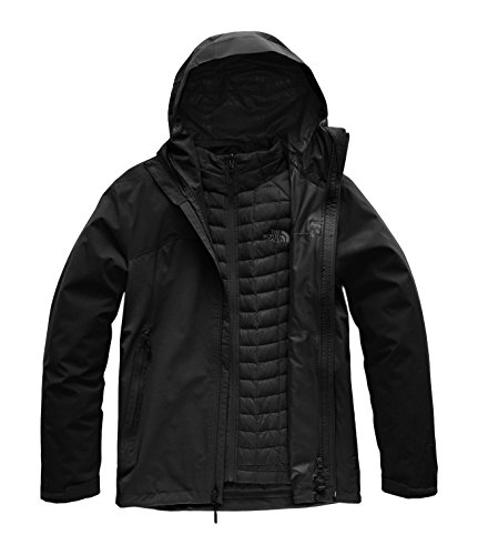 The North Face Thermoball Triclimate Jacket TNF Black/TNF Black MD