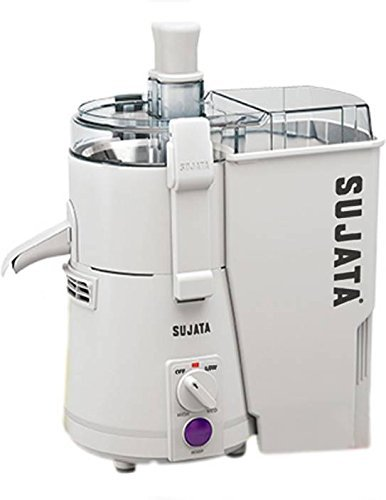 Sujata Powermatic PM 900-Watt Juicer (White)