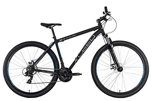 KS Cycling Mountainbike MTB Hardtail 27,5'' Xceed schwarz RH 48 cm