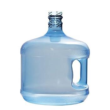 Brio-BT310BA BPA-Free Reusable Plastic Water Bottle Gallon Jug Container -  3 Gallon