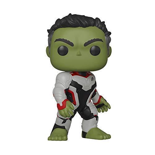 Funko - Pop! Bobble: Avengers Endgame - Hulk Figura Coleccionable, Multicolor (36659)