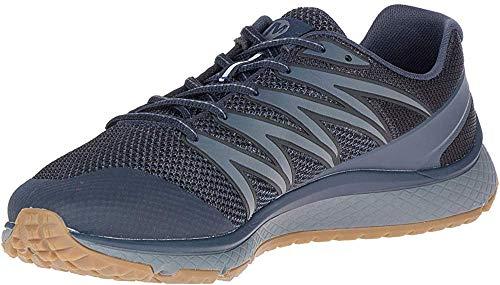 Merrell Men's Bare Access XTR Trail Running Shoe, Navy, 10.5