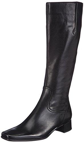Gabor Shoes 95.659.27 Damen Reitstiefel, Schwarz (schwarz), 42.5 EU (8.5 Damen UK)