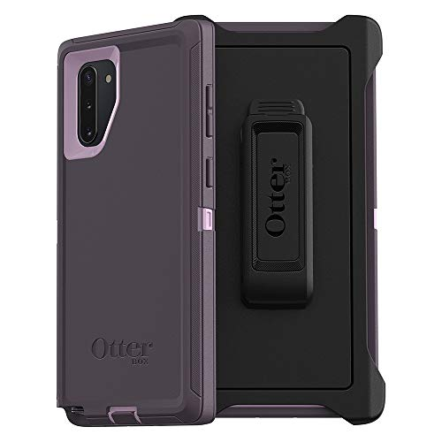 OtterBox Defender Series SCREENLESS Edition Case for Samsung Galaxy Note10 - Purple Nebula (Winsome Orchid/Night Purple)