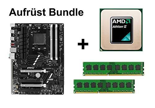 Aufrüst Bundle - MSI 970A SLI Krait + Athlon II X2 270 + 4GB RAM #69667