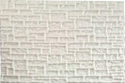 Molde de silicona de pared de piedra