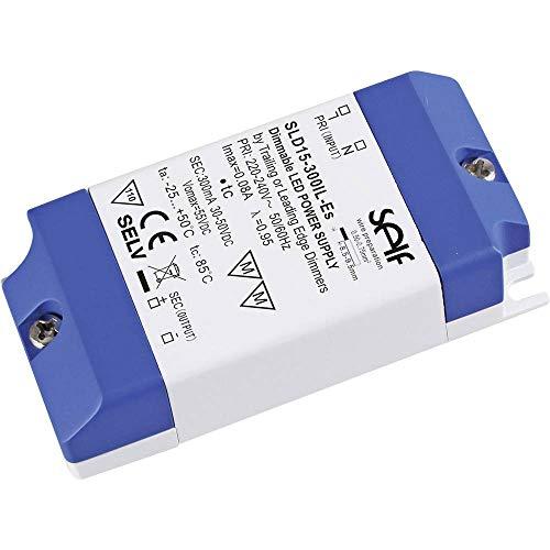 Self Electronics Schaltnetzteil IP20 15W 24-42V/0,35A CC