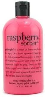 Philosophy Raspberry Sorbet Shampoo Bath & Shower Gel 473.1ml/16oz
