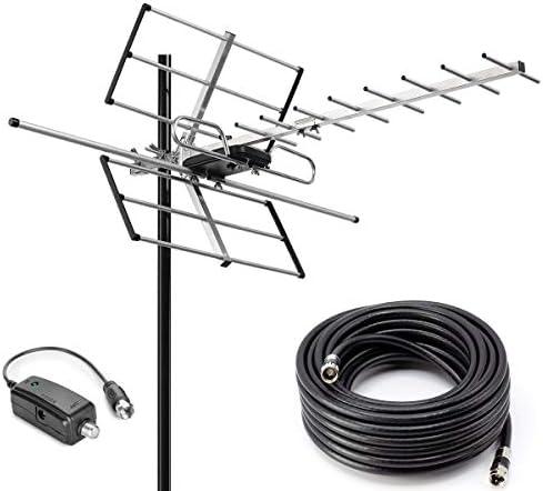 Top 10 Best high gain tv antenna amplifier