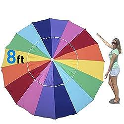 best top rated shadezilla beach umbrella 2021 in usa