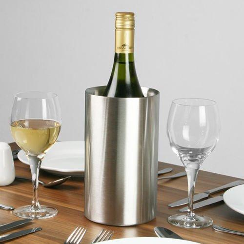 Seau rfrigrant  Champagne et vin avec double paroi en...