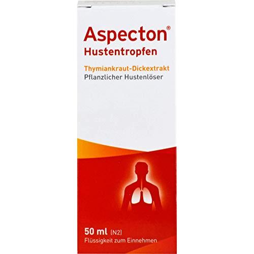 Aspecton Hustentropfen, 50 ml Lösung