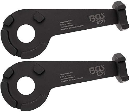 BGS 8531 | Jeu d'outils de réglage d'arbre à cames | pour Audi V8 4.2