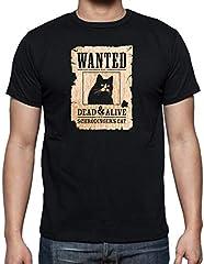 Camiseta de Hombre Ciencia Gato Schrodinger Ciencia Divertidas