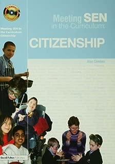 Meeting SEN in the Curriculum: Citizenship (Addressing SEND in the Curriculum)