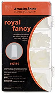 Amazing Shine Royal Fancy Natural Tips 500 Tips