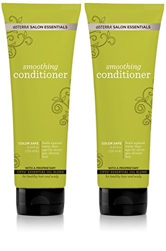 doTERRA Salon Essentials Smoothing Conditioner 8.34 oz by doTERRA - 2 pack