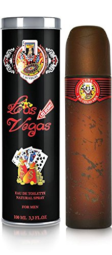 Cuba City Las Vegas by Cuba, 3.3 oz Spray for Men