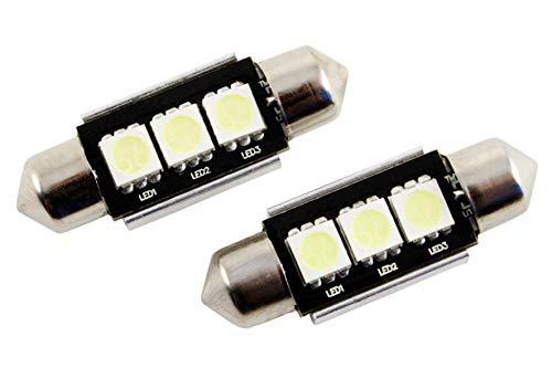 Superlite BOM12402 Kit H7 Ampoules LED Set de 2