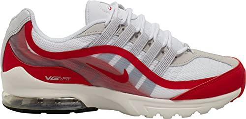 Nike Air Max VG-R, Scarpe da Ginnastica Donna, White/University Red/Neutral G, 38 EU