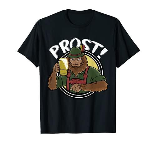 Taza de cerveza Prost! Camiseta