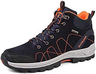 SIZOO - Hiking Shoes - High Quality Unisex Hiking Shoes Winter Brand Outdoor Mens Sport Cool Trekking Mountain Woman Climb...