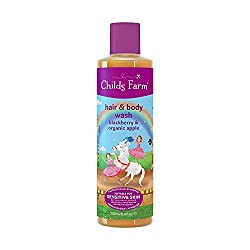 Best Childs Farm baby body & head wash: Best Baby Daily Products in UK