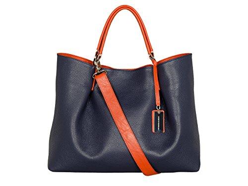 Borsa a mano in pelle HOFFMANN Diune borsa a spalla da donna fatta a mano oversize grande hobo borsa a tracolla con tracolla realizzata su ordinazione borsa a manico convertito beige rosso blu nero