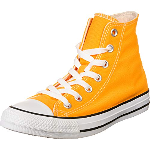 Converse Chucks CTAS HI 167236C Orange, Schuhgröße:36